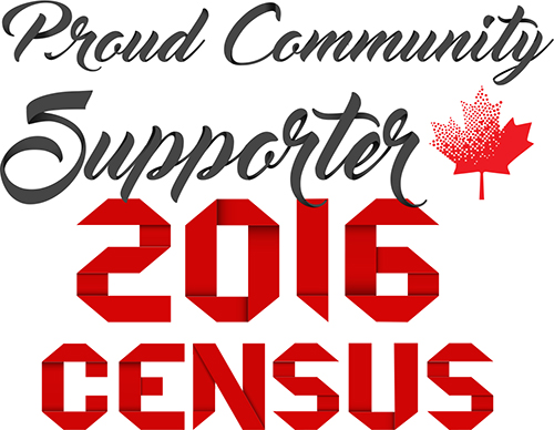 Proud Community Supporter, 2016 Census
